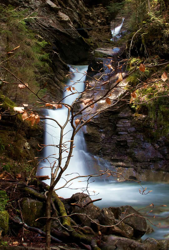 photo - waterfall in France - long exposure | Go For Fun - Australian Travel and Photography Community
