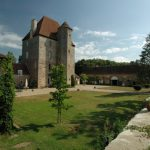 travel France - unusual accommodation - Splendid Private Medieval Castle