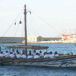 Travel Greece - Ghania - Crete - Replica Minoan ship