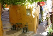 Travel Greece - old town - Chania - Crete