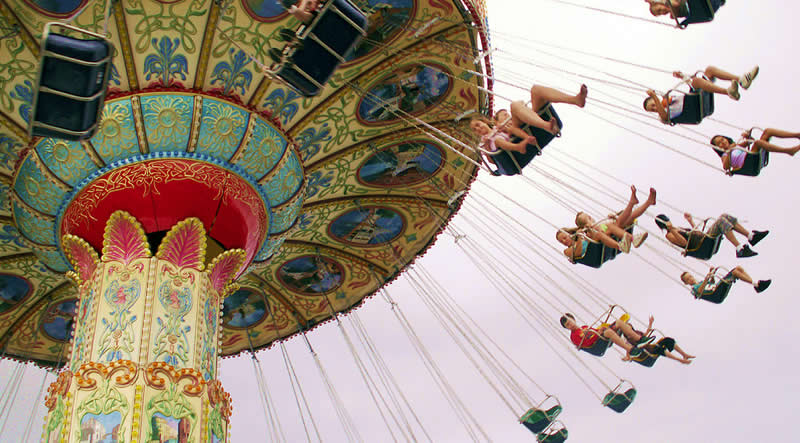 Swing Ride at Point Pleasant Beach, NJ, USA | Go For Fun - Australian Travel and Activity Community - Travel, Photography and Fun