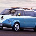 Travel around Australia - Volkswagen - campervan