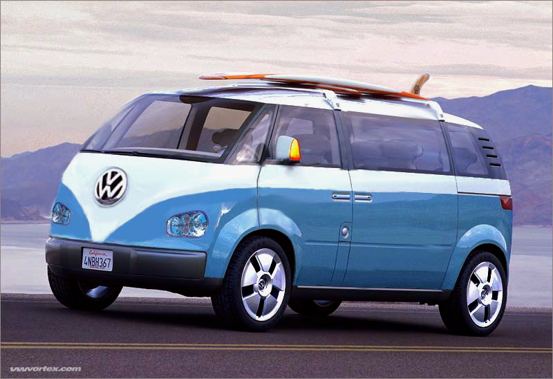 Travel around Australia - Volkswagen - campervan