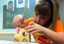 Kids activities: Painting