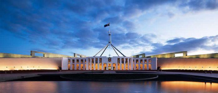 Australia - Parliament House - Canberra