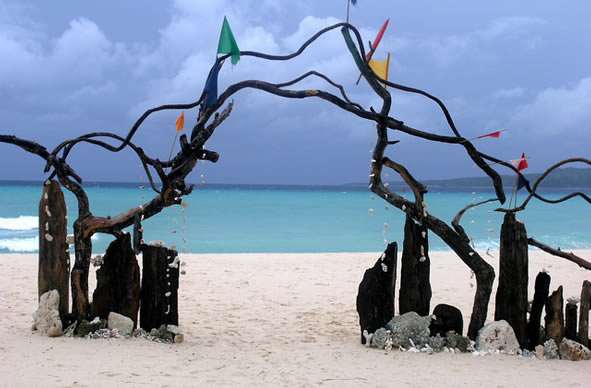 The White Beach in Boracay - Philippines - Asia travel