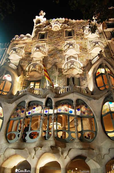 Casa Batllo - Barcelona - Spain