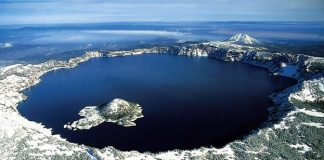 Crater lake - Crater Lake National Park - Oregon - USA