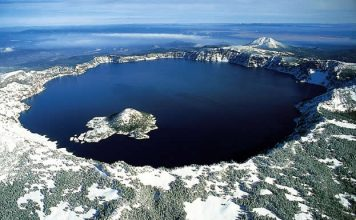 Crater lake - Crater Lake National Park - Oregon - USA