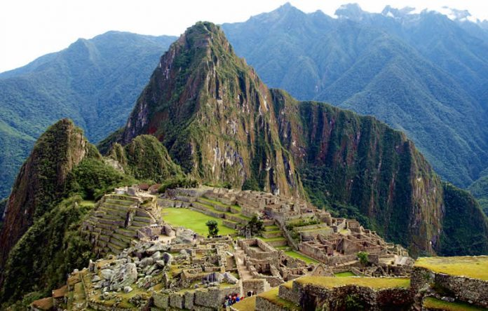 Machu Picchu - Peru Travel - The famous view