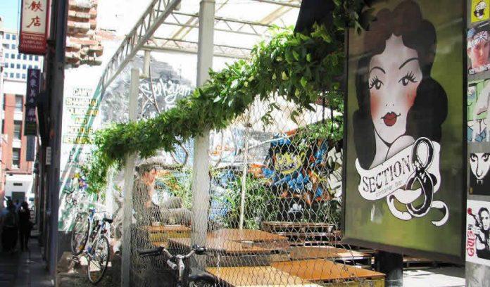 Melbourne Bars - Section8 Bar