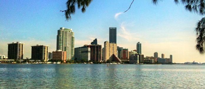 Miami Skyline - Florida - USA