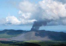 Mount Yasur Volcano, Vanuatu