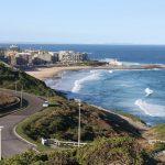 Newcastle East from Shepherds Hill - NSW - Australia travel