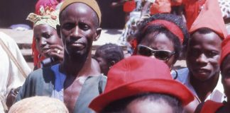 People of Sierra Leone West Africa