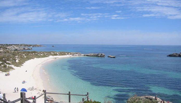 Pinky's Bay - Rottnest Island - WA - Australia travel
