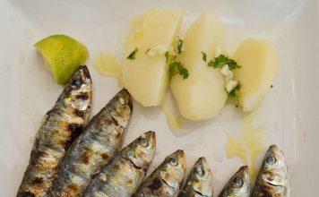 Portugal - Faro food - Fish