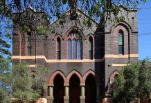 St Peters Catholic Church, Surry Hills, Sydney - Australia travel