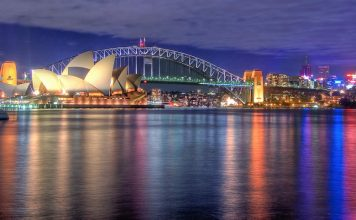 Sydney Opera House - NSW - travel Australia