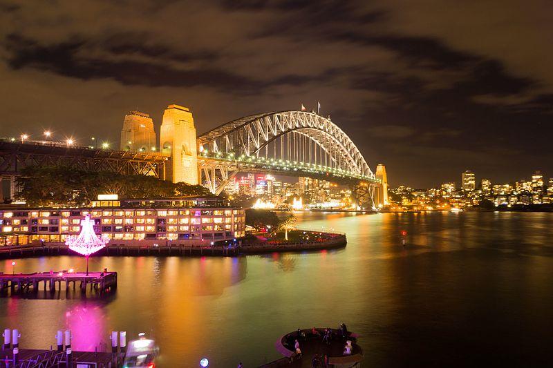 Vivid Sydney Go For Fun Travel Sailing Photography