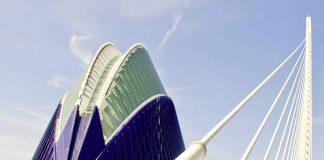 Travel Architecture - Agora - Valencia - Spain - City of Arts and Sciences