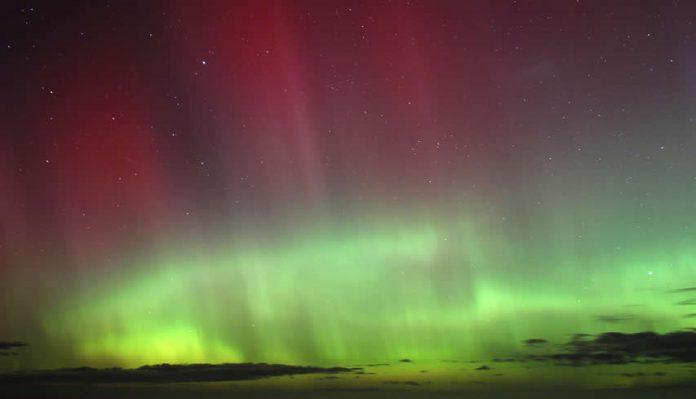 Aurora Australis, Southern Lights