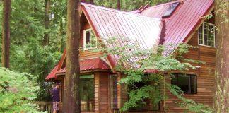 Retreat - cabin in woods